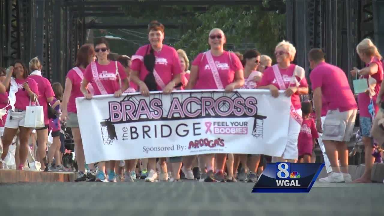 bras across the bridge 8.29.16
