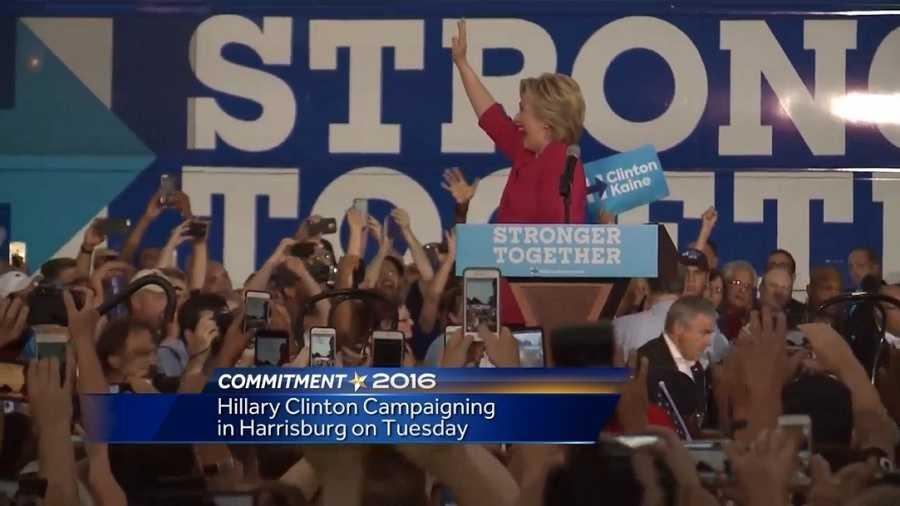 Hillary Clinton Local