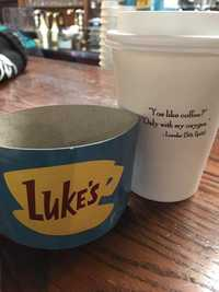 "Two Susquehanna Valley coffee shops have transformed into ""Luke's Diner"" from the hit show ""Gilmore Girls."""