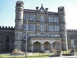 The West Virginia State Penitentiary in Moundsville has ghost stories originating as early as the 1930s. Legends include a shadow man wandering the site as well as unexplained noises and voices.