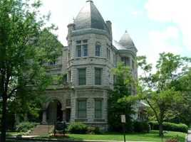 Old Louisville in Kentucky is said to be America's most haunted neighborhood, and is said to be home to dozens of haunted mansions and ghost stories.