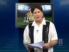 In the spirit of Halloween, the Football Friday cast went all out with costumes impersonating well-known personalities.