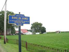 Bird-In-Hand, Lancaster County