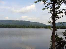In 1965, Memorial Lake was transferred to the Department of Forest and Waters (now the Department of Conservation and Natural Resources) and became Memorial Lake State Park.