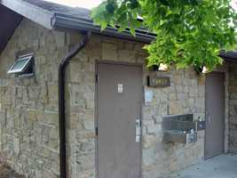 A family restroom is available in the Middle Road area.