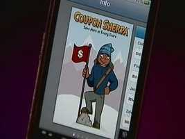 Coupon Sherpa is another money-saving app that delivers coupons directly to your phone.