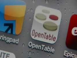 If you're in the mood for dining out, OpenTable is a must-have app.