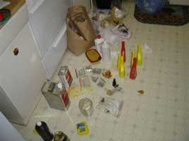 Alaska State Troopers busted a methamphetamine lab in Peters Creek.