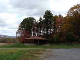 The conservation area offers a wide variety of environmental education and interpretive programs.