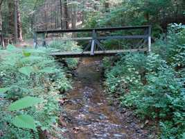 The East Branch Conococheague and Rocky Mountain creeks as well as Carbaugh Run flow through the park.