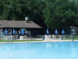 The pool is open 11 a.m. to 7 p.m. from Memorial Day weekend to Labor Day, unless posted otherwise.