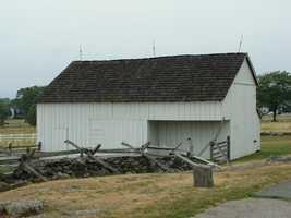 This is the Abraham Bryan Farm.