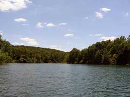 The impoundment of Codorus Creek was a cooperative project between Pennsylvania and the Glatfelter Paper Company of Spring Grove.