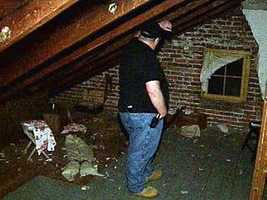"""""""We have a written account of at least two killed inside the house here."""""""