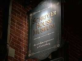 Click here to learn more about the Shriver House.