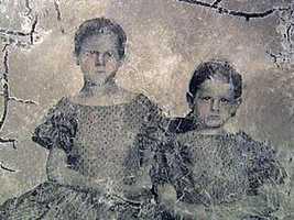 Some of the Shriver children.