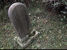 """""""I believe the family wanted (John Coyle) buried in Marietta, but the townspeople wouldn't allow it because there was a murder. So the family had no choice but to bury him here. And it is said … that his father slept out at that grave for three days because of body snatchers in those days,"""" McDonald said."""