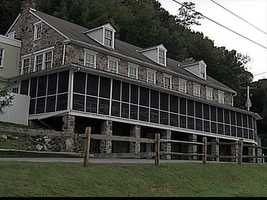 Through the years, the Accomac has been a restaurant, inn and a dance hall.