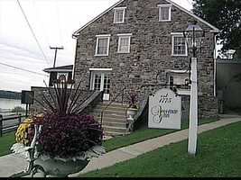 """A group of local ghost hunters, the Mason-Dixon Paranormal Society, has zeroed in on activities at the Accomac Inn. McDonald said she thinks they're getting through to John Coyle and Emily. """"I think they feel that they got a group in here, and they found a way to communicate with them and they can communicate back,"""" she said."""