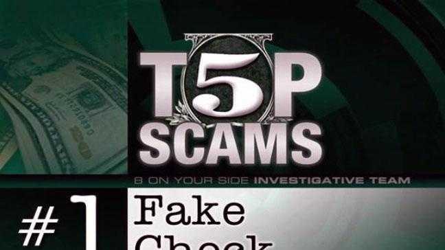Fake Check Scam PIC - 19343980
