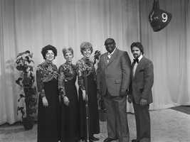 Gospel Train, 1976.