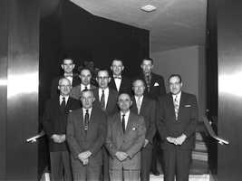 WGAL's original TV staff.