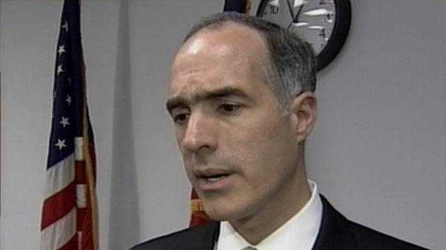 File photo: Sen. Bob Casey