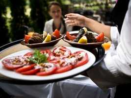 Deipnophobia: Dinner parties, dining and dinner conversation are all off limits for people who suffer from this phobia.