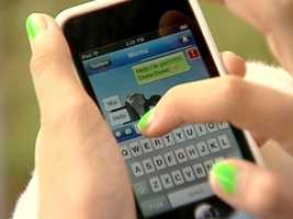 Nomophobia: This modern phobia affects people who are very afraid of losing cell phone contact.