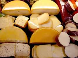 Great Wisconsin Cheese Festival: You don't have to be a cheesehead to eat up this festival. You can watch the Model Your Own Milk Mustache contest, the Big Cheese parade, the cheese curd eating contest, and the cheese-carving competition.