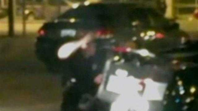 Second video of police stop surfaces