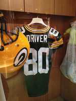 "Driver will ""hang up the cleats for good"" at a public event at Lambeau Field on Feb. 6."