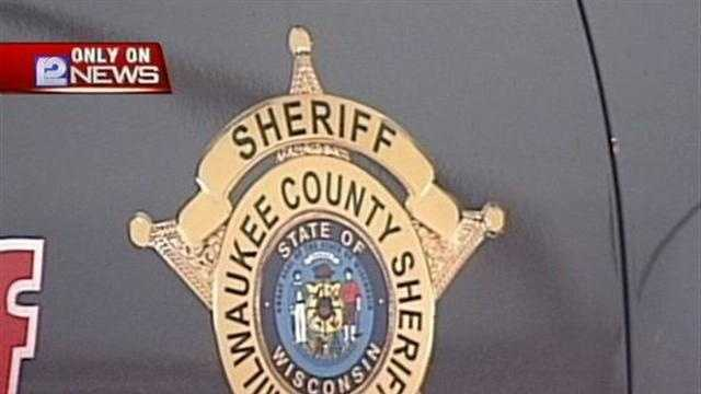 Milwaukee County Sheriff badge - 30504139