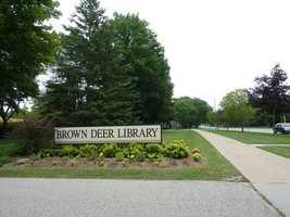 Brown Deer - Pop. 12,108Incidents of crime - 3,139