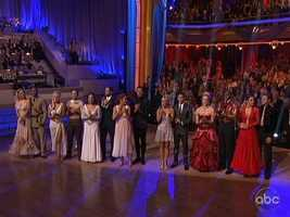 The couples return to the ballroom at 9/8 central on ABC, where one couple will be eliminated.