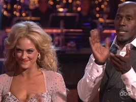 Carrie Ann thought it was an A+, and Bruno appreciated that he did the Samba in a new way.