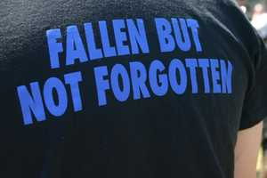 Annual ceremony remembers law enforcement killed in the line of duty.