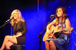 Megan and Liz are sisters from Michigan who became YouTube stars and now reside in Nashville.