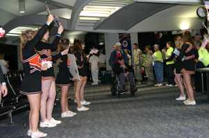 The latest Stars and Stripes Honor Flight returned to Milwaukee on June 2nd to one of the biggest crowds in the program's history.