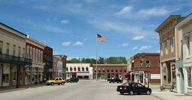 Dane County - 7.8 percent