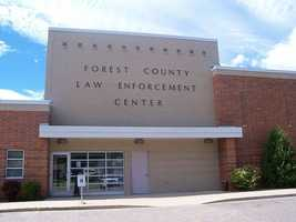 Forest County - 14.6 percent