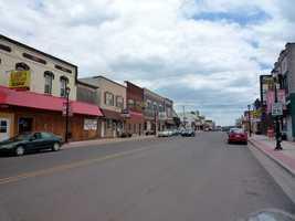 Iron County - 14.6 percent