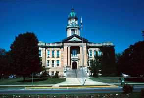 Lafayette County - 8.3 percent