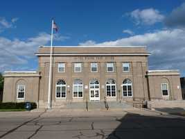 Langlade County - 8.3 percent