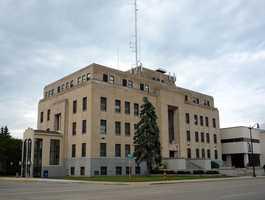 Marinette County - 13.4 percent