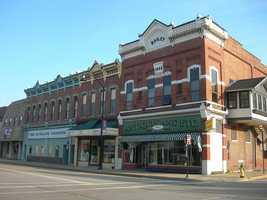 Richland County - 10.8 percent