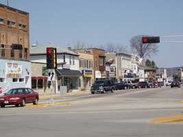 Sauk County - 10.9 percent