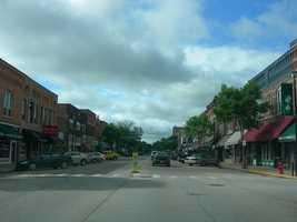 Waupaca County - 13.4 percent