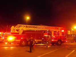 Sheboygan firefighters responded to a fire at Zieggy's Bar & Grill, 933 Indiana Ave., just before 10 p.m. on June 12, 2012.
