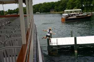 Public tours are held with the mail boat June 15- September 15 each year.